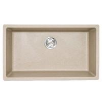 DELIZIA Sink Granite 1 Lubang, 79 Cm DGH8217SN