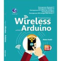 TERMURAH ORIGINAL BUKU Programming Wireless Untuk Arduino + cd