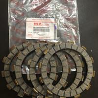Kampas Kopling 4 Set Plat Kopling Clutch Suzuki Smash Old Lama Shogun