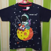 Baju Kaos Anak Karakter Space Luar Angkasa