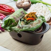 Nasi Bakar Ayam Ready to Eat