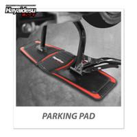 Hayaidesu Parking Pad Karpet Standar Tengah Motor
