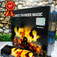 Arang Magic Thunder Charco Lite Bara Shisha/Dupa dan Bukhur