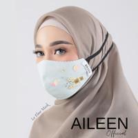 La Fleur Cotton Mask (Hijabloop)