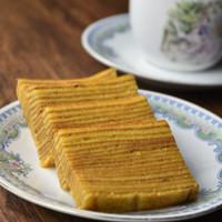 Kue Lapis Legit Susu khas Bangka