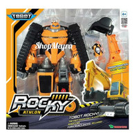 Tobot Athlon Rocky Young Toys Original