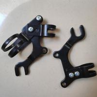 Adaptor Dudukan Rem Cakram Sepeda Set Depan Belakang
