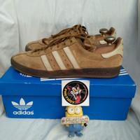 sepatu sneaker adidas mallison spezial brown mods casual vintage