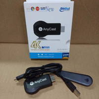 Anycast M100 4K HDMI Wireless Display Dongle Cast screen Phone To TV