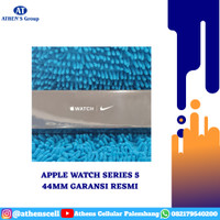 NEW APPLE WATCH SERIES 5 44MM ALUMINIUM GREY GARANSI RESMI