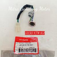 FITTING LAMPU HONDA SUPRA X 125 LAMA ASLI 33130 KTM 851