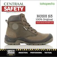 SEPATU SAFETY JOGGER RUSH S3 - 40