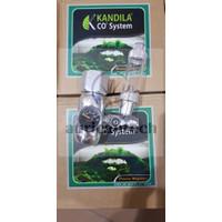 Regulator CO2 Kandila KCR-02 KCR02 KCR 02 - Aquascape Tools