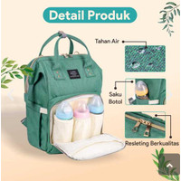 Bag Stroller Multifunction | Tas Perlengkapan Bayi 100% Original