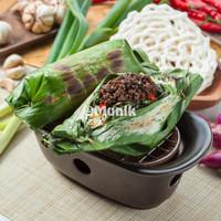 Nasi Bakar Sambal Roa Ready to Eat