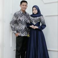 baju cople pasangan.baju batik || Baju Cople Kemeja Lengan Panjang
