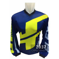Baju JERSEY Kaos Sepeda Motor Balap Trail Racer Biker Group Team Modis