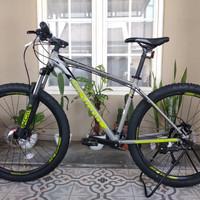 Sepeda Gunung MTB Polygon Premier 5 2021 New Baru Ukuran M 27.5 Murah