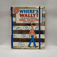 Buku Import Where's Wally? Totally Essential Travel Collection