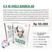 buku tokoh dan pahlawan Buku Biografi KH. Kholil Bangkalan 1820-1923
