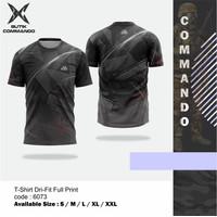 T-Shirt Dry Fit Team Glock 19 model 1