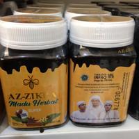 Madu Az-zikra Herbal Super 500 gram Kemasan Baru