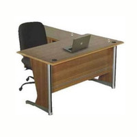 Meja kerja-kantor Uno Lavender uk-160 free ongkir wilayah jatadebek