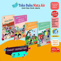Paket BUKU SISWA Kelas 2 SD Semester 1 Kurikulum 2013 Revisi 2018