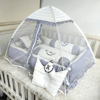 Baby nest bayi-matras tidur bayi-tempat tidur bayi-kelambu tenda bayi