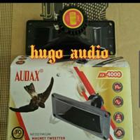 tweeter audax ax 4000 magnet berkualitas