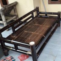 bale bambu,kursi bambu ,kursi set