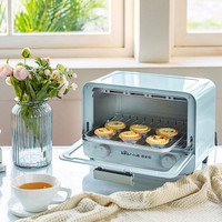 Bear Electric Small Oven 9L available in Blue / Pink
