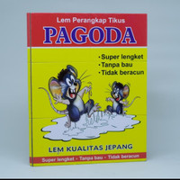 Lem Tikus Siap Pakai Pagoda