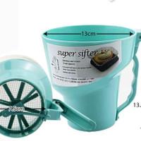 Flour Shifter / Ayakan Tepung / Saringan Tepung Press