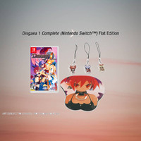 PO Ready Import - Disgaea 1 Complete Flat Edition (Switch)