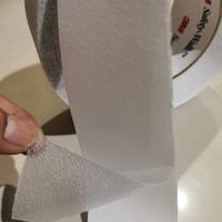 Anti slip tangga/garasi/lantai - 3M Safety walk tape clear bening 5cm