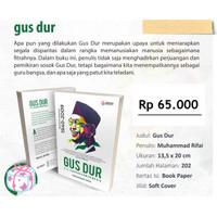 buku tokoh dan pahlawan Buku Biografi Gus Dur 1940-2009