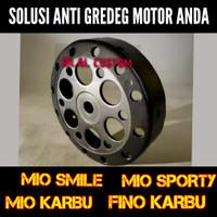 Mangkok CVT Kampas Ganda Mio SPORTY SMILE FINO KARBU Original Custom