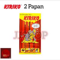 KIRIKO BOX PAPAN PERANGKAP TIKUS / LEM PERANGKAP TIKUS / RAT TRAP GLUE