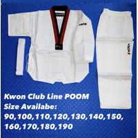 Baju Taekwondo - Kwon Club Line POOM Dobok