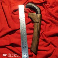 badik luwu pusaka suku bugis makassar