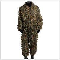 baju Sniper camoflage kamuflase berburu airsoft 3D