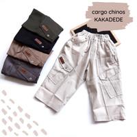 Celana Cargo pendek anak remaja/Short cargo pant Kakadede Junior Teen