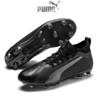 Sepatu Bola PUMA ONE 5.2 FG AG Puma Black-Puma Black 105618 02