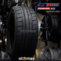 Ban Mobil GT Radial Champiro SX2 195/55 R15 85V