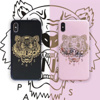 CASE CASING IPHONE KENZO GOLD 7/8/S/PLUS+/X/XR/XS/11/PRO/MAX