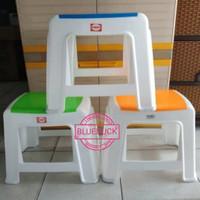 Bangku Plastik Kursi Plastik Shinpo 290 Romeo