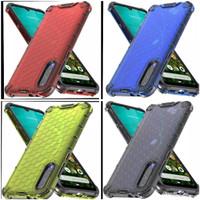 Casing Hardcase Honeycomb Samsung Galaxy A70 A50 Hard Back Case