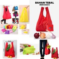 BAGGU / BAGCU Shopping Bag - Tas Belanja Jinjing Lipat Modis