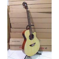 gitar akustik elektrik yamaha apx 500 ii bukan original cowboy cort gr